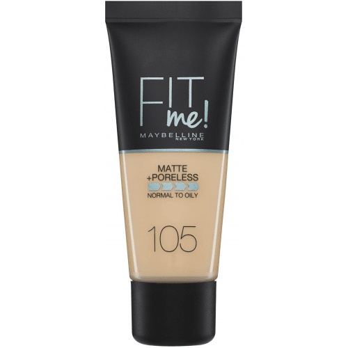 Maybelline 105,Natural Ivor