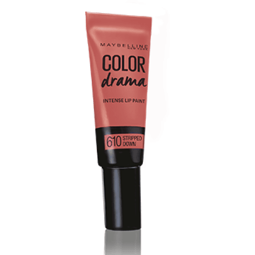 Maybelline Color Drama Lip Paint En Never Bare
