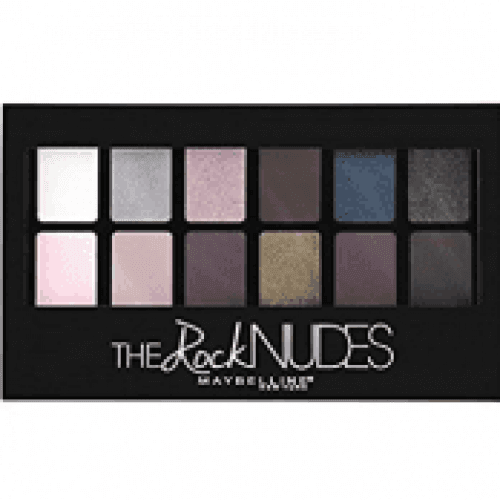 Maybelline Maybelline Rock Nudes Palette