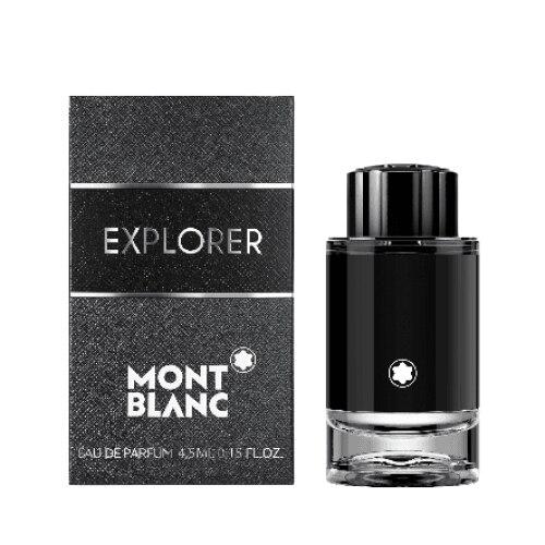 Regalo Miniatura MontBlanc Explorer 4.5 ml