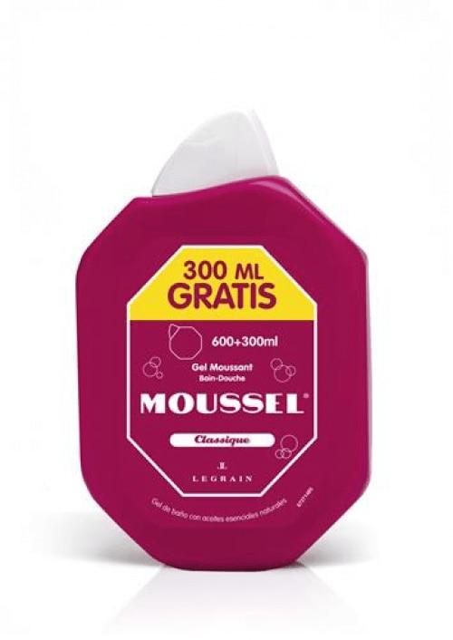 Moussel Gel Moussel Classic Formato Ahorro