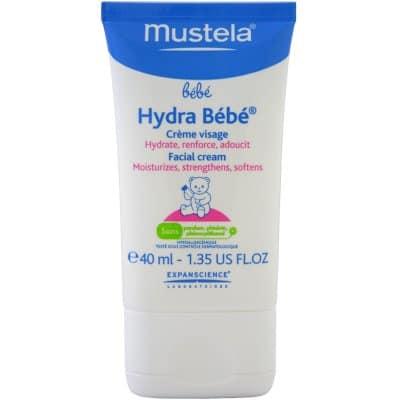 Mustela Crema facial hydra bebé