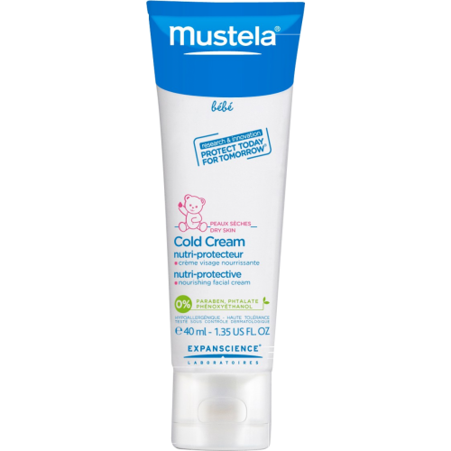 Mustela Crema facial cold cream