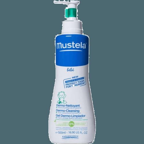 Mustela Mustela gel dermo-limpiador