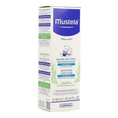 Mustela Balsamo Pectoral Mustela