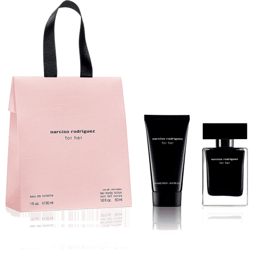 Narciso Rodriguez Pack narciso rodriguez for her edt