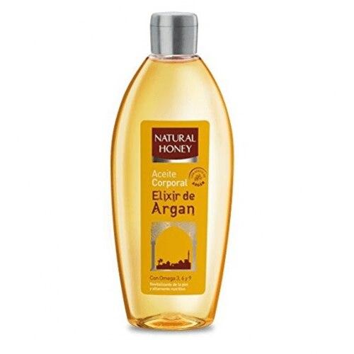 Natural Honey Aceite Corporal Elixir De Argán