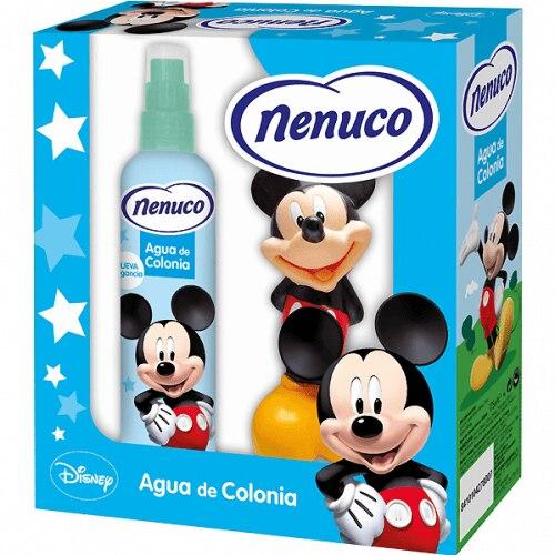 Nenuco Pack Colonia Más Muñeco Mickey