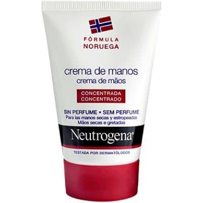 Neutrogena Neutrogena crema de manos sin perfume
