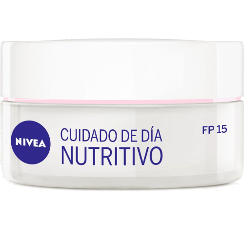 Nivea Crema esencial nutritiva día