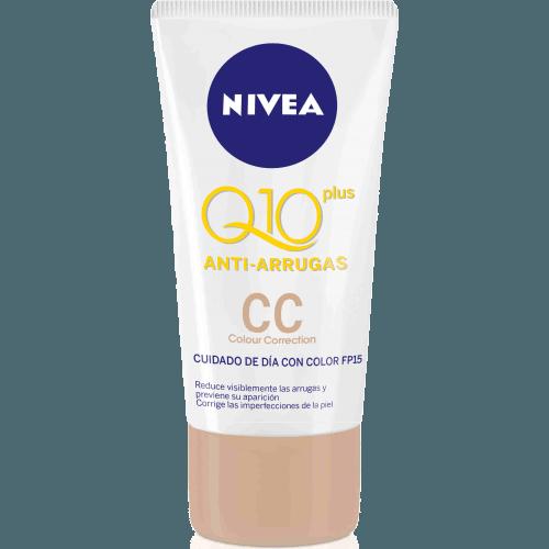 Nivea Crema cc cream q-10 antiarrugas