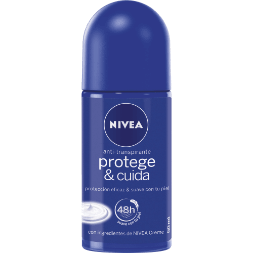 Nivea Desodorante roll-on 50 ml. Protege & Cuida