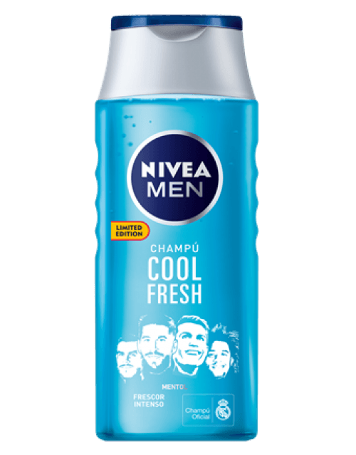 Nivea Champú Nivea Men Cool Fresh