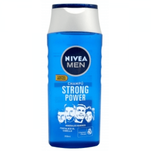 Nivea Champú Nivea Men Strong Power