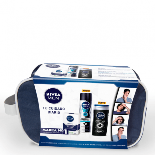 Nivea Estuche Sensitive After Shave Bálsamo
