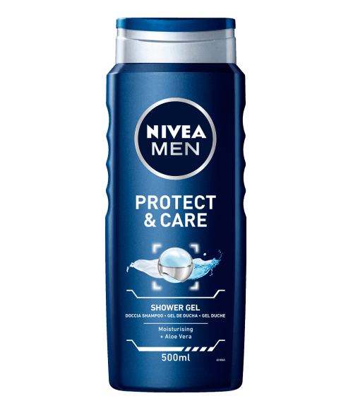 Nivea Gel de Ducha Nivea Men Protect & Care