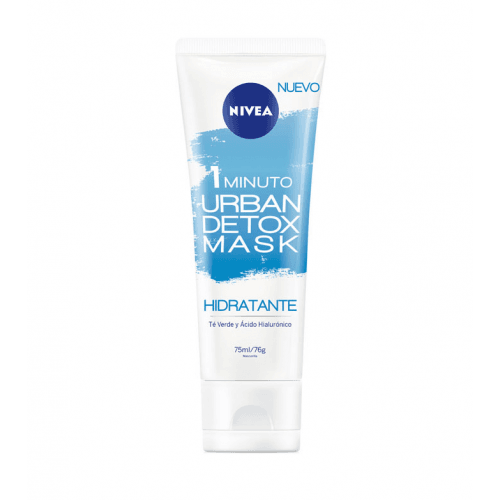 Nivea Mascarilla Hidratante Nivea Urban Skin Detox