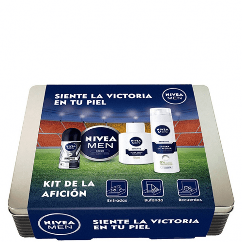 Nivea Kit For Men De La Afición