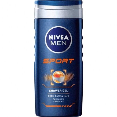 Nivea Men Sport Body Face Y Hair