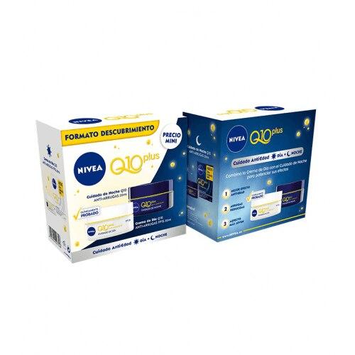 Nivea Pack Anti Edad Dia y Noche Q10 Plus