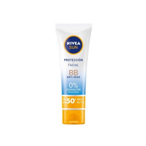 Nivea Nivea Sun Protección Facial BB Anti Edad FP 50