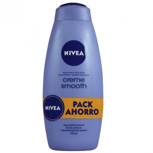 Nivea Shower Gel Creme Smooth