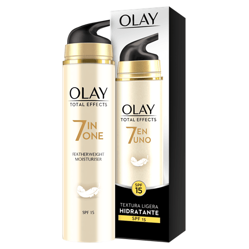 Olay Olay Total Effects Hidratante Textura Ligera SPF 15