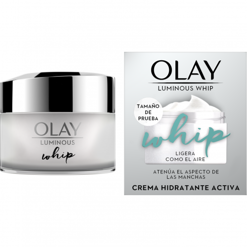 Regalo Mini Olay Whip Luminous