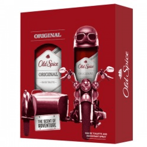 Old Spice Estuche Old Spice Original The Scent Of Adventure
