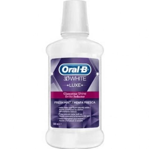 Oral-b Colutorio 3D White Luxe