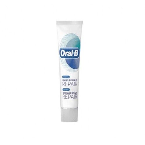 Oral-b Pasta Dental Encías Y Esmalte Repair Original
