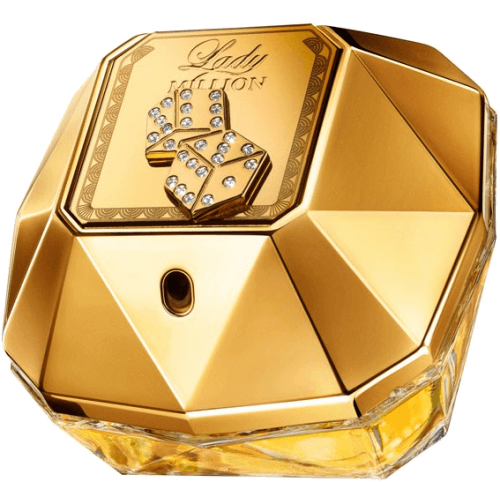 paco rabanne lady million monopoly collector