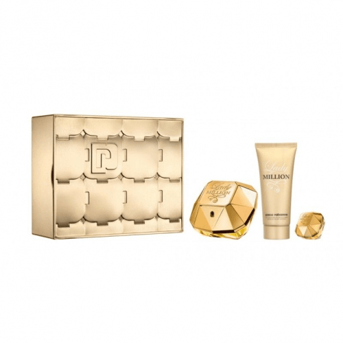Paco Rabanne Estuche Paco Rabanne Lady Million