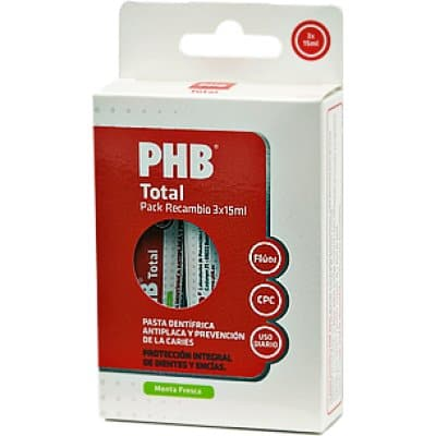 Phb Pack pasta dental total