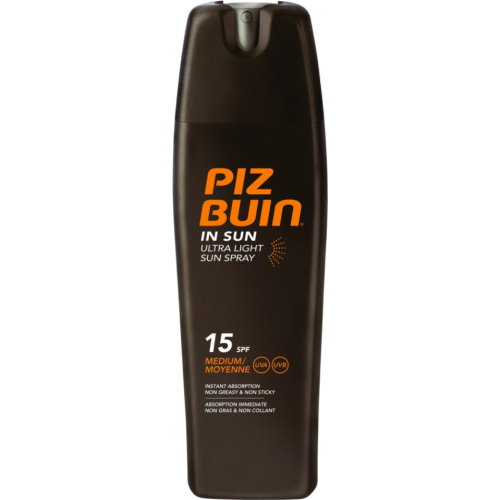Piz Buin In Sun Ultralight Sun Spray Spf15