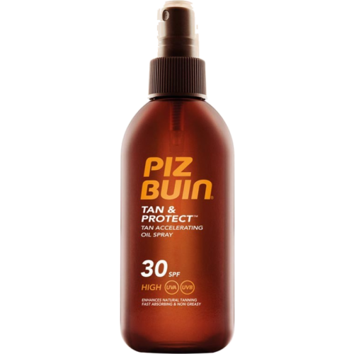 Piz Buin Tan and Protec Oil Spray Spf 30