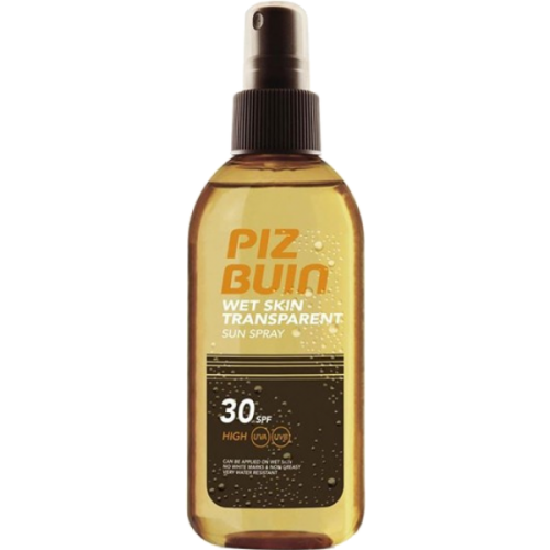 Piz Buin Wet Skin Transparent Spray Spf 30