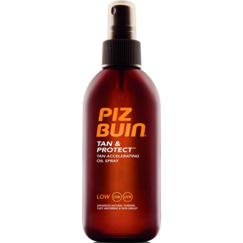 Piz Buin Piz Buin Tan And Protect Oil Spf15