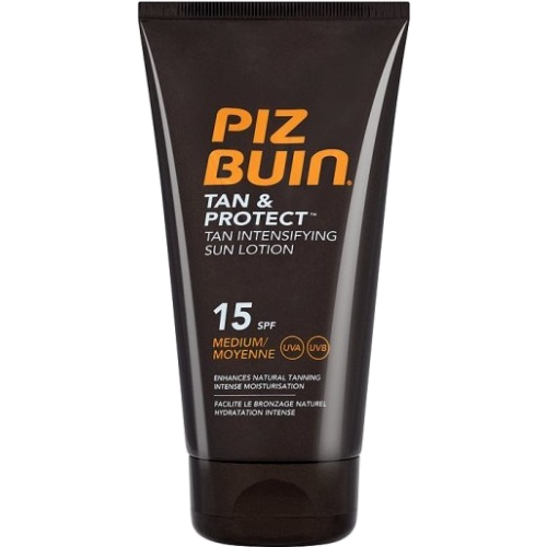 Piz Buin Tan and Protect Sun Lotion spf15