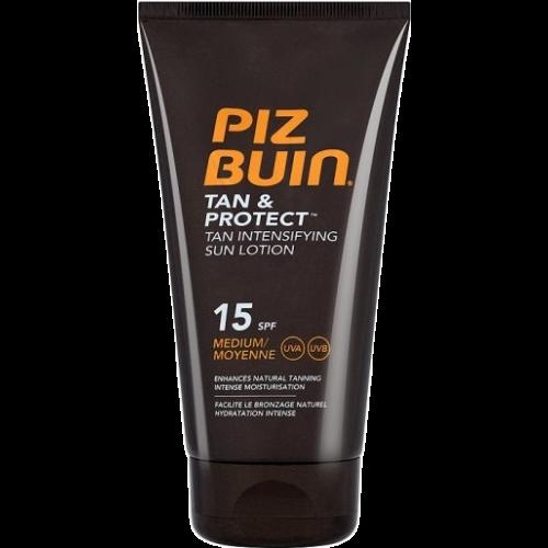 Piz Buin Tan and Protect Sun Lotion spf15