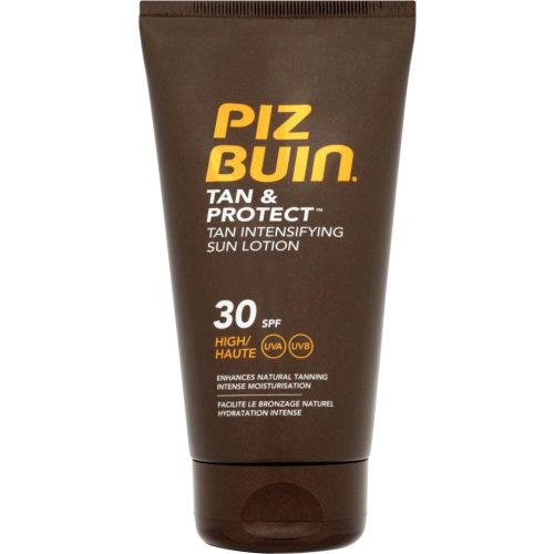 Piz Buin Tan and Protect Sun Lotion spf30