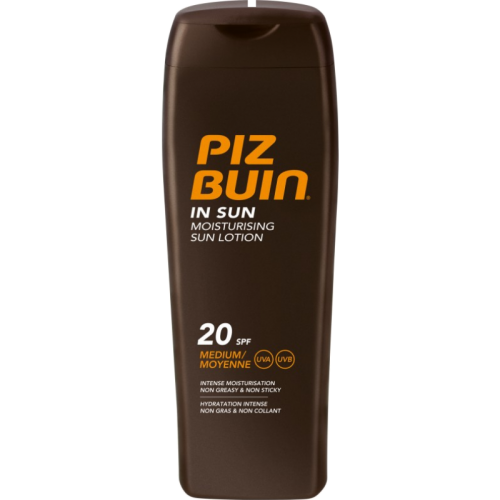 Piz Buin In Sun Moisturizing Lotion Spf20