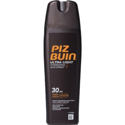 Piz Buin In Sun Ultra Light Spray Spf30