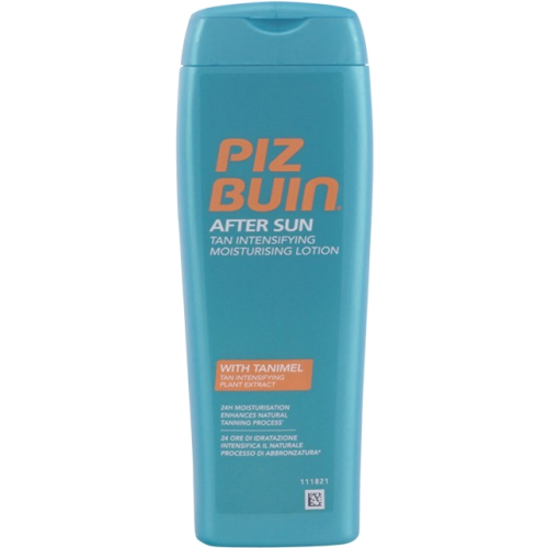 Piz Buin After Sun Tan Intensifyng Moisturizing Lotion