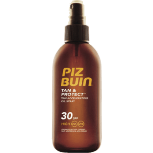 Piz Buin Piz Buin Tan And Protec Oil Spf30