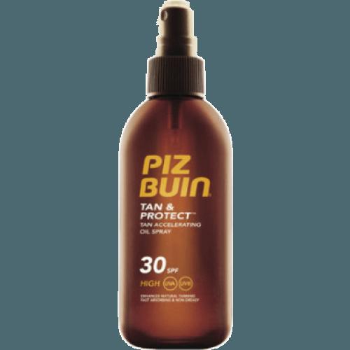 Piz Buin Piz Buin Tan And Protec Oil Spf30