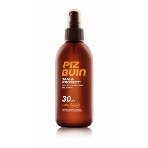 Piz Buin Piz Buin Tan and Protect aceite SPF 30