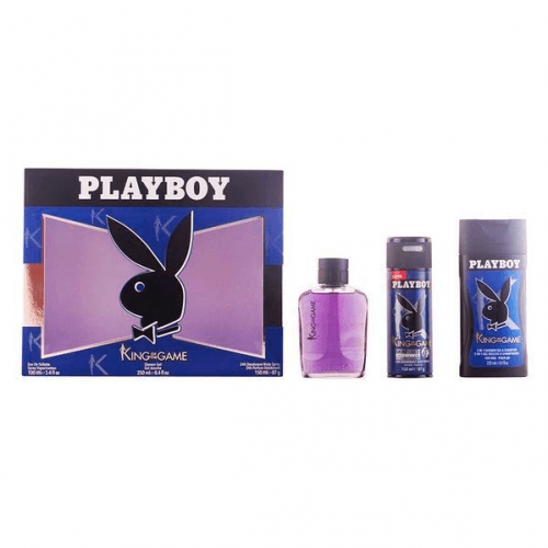 Play Boy Estuche Play Boy King