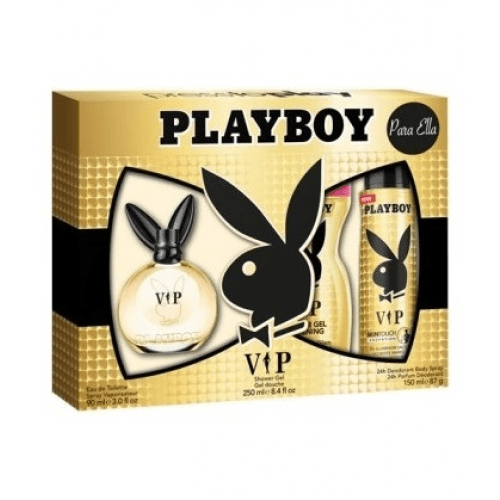 Play Boy Estuche Play Boy Vip Woman