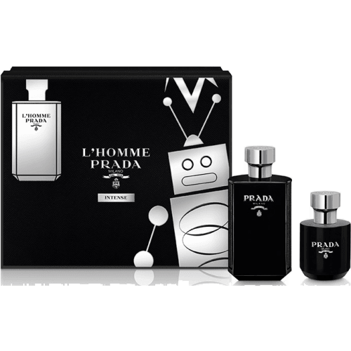 Prada Estuche Prada L Homme Intense Eau de Parfum